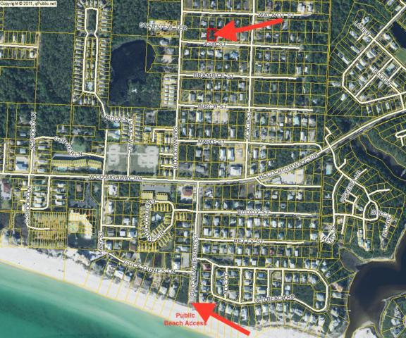 Lot 13 Ash Street, Santa Rosa Beach, FL 32459 (MLS #793363) :: ResortQuest Real Estate