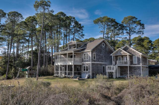 119 Oyster Lake Drive, Santa Rosa Beach, FL 32459 (MLS #793454) :: ResortQuest Real Estate