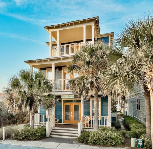 470 Beach Bike Way, Inlet Beach, FL 32461 (MLS #793588) :: Classic Luxury Real Estate, LLC