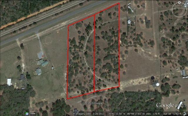 12265 Highway 90, Holt, FL 32564 (MLS #793608) :: Classic Luxury Real Estate, LLC