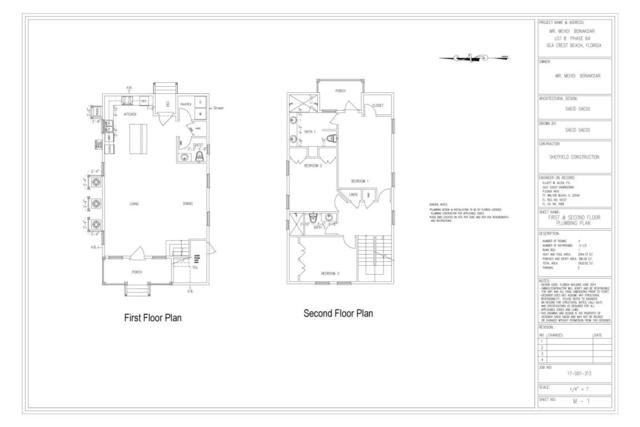 26 Lazy Day Lane, Seacrest, FL 32461 (MLS #793640) :: Coast Properties