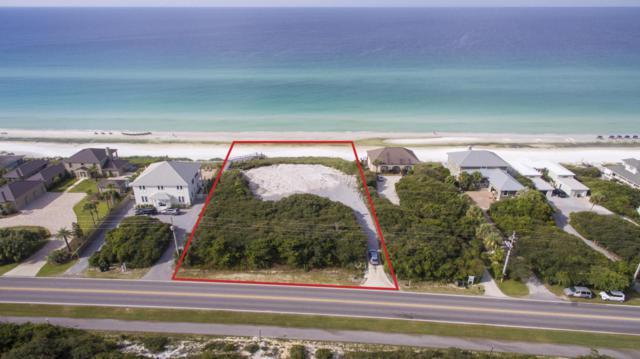 4691 W County Hwy 30A, Santa Rosa Beach, FL 32459 (MLS #793731) :: Luxury Properties on 30A