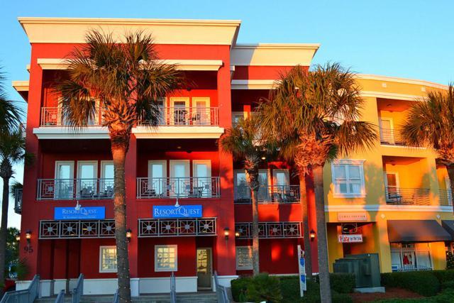 95 Laura Hamilton Boulevard Unit 203, Santa Rosa Beach, FL 32459 (MLS #793737) :: Somers & Company