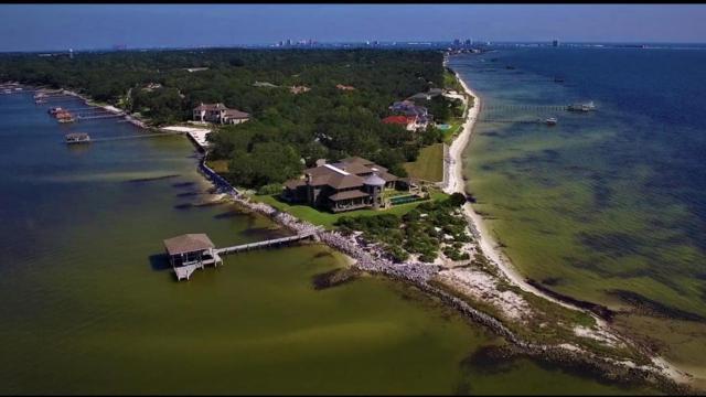 732 Peakes Point Drive, Gulf Breeze, FL 32561 (MLS #793741) :: Classic Luxury Real Estate, LLC