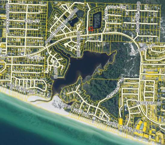 Lot 2 Blk B Gulf Hills Estates, Santa Rosa Beach, FL 32459 (MLS #793919) :: Counts Real Estate Group