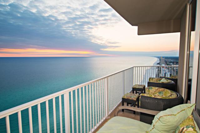 16819 Front Beach Road Unit 2801, Panama City Beach, FL 32413 (MLS #793948) :: Coast Properties
