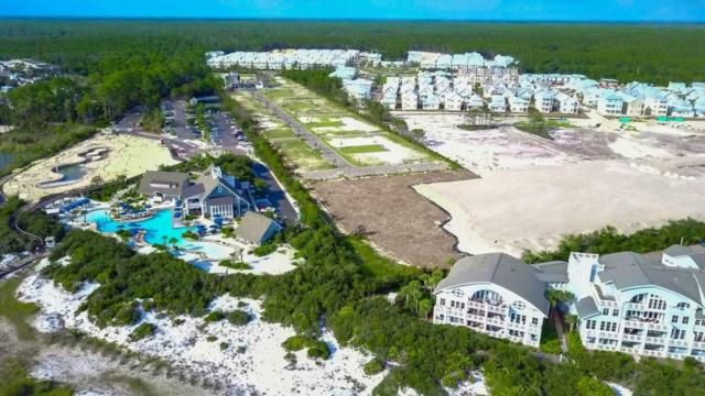 Lot 3 Grace Point Way, Inlet Beach, FL 32461 (MLS #793967) :: Keller Williams Emerald Coast