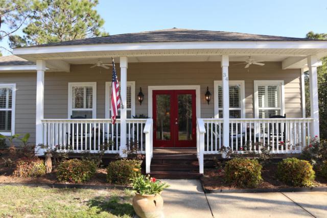 34 Roberts Road, Santa Rosa Beach, FL 32459 (MLS #794162) :: Luxury Properties on 30A