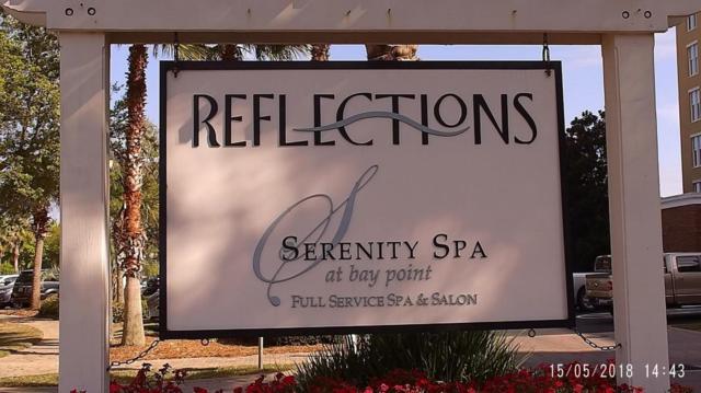 4100 Marriott Drive Unit 111, Panama City Beach, FL 32408 (MLS #794184) :: Classic Luxury Real Estate, LLC