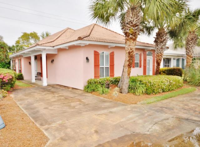 28 Aquamarine Cove, Miramar Beach, FL 32550 (MLS #794256) :: Classic Luxury Real Estate, LLC