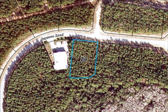 Lot 23 Serenoa Road, Santa Rosa Beach, FL 32459 (MLS #794263) :: Classic Luxury Real Estate, LLC