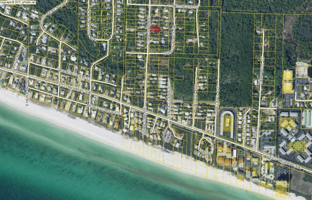 L19-BK11 San Juan Avenue, Santa Rosa Beach, FL 32459 (MLS #794288) :: Luxury Properties on 30A