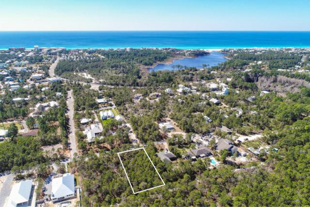 Lot 20 Surfside Drive, Santa Rosa Beach, FL 32459 (MLS #794297) :: Luxury Properties on 30A
