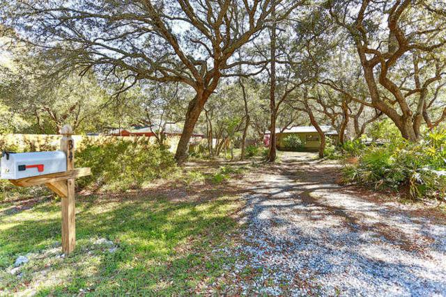 34 Pisces Drive, Santa Rosa Beach, FL 32459 (MLS #794327) :: Luxury Properties on 30A