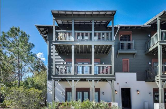 15-C St Augustine Street Unit 5201, Inlet Beach, FL 32461 (MLS #794385) :: Luxury Properties on 30A