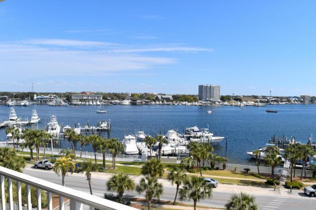 150 Gulf Shore Drive #606, Destin, FL 32541 (MLS #794440) :: Keller Williams Realty Emerald Coast