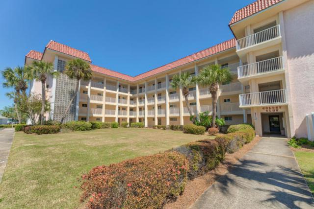 112 Fairway Boulevard Unit 106, Panama City Beach, FL 32407 (MLS #794807) :: RE/MAX By The Sea