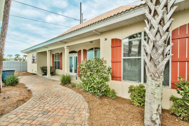 36 Aquamarine Cove, Miramar Beach, FL 32550 (MLS #794966) :: Classic Luxury Real Estate, LLC