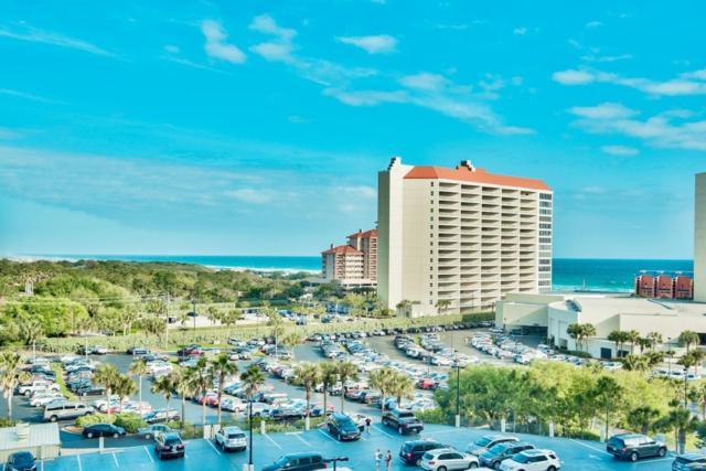 5000 Sandestin South Boulevard Unit 6605, Miramar Beach, FL 32550 (MLS #795001) :: Berkshire Hathaway HomeServices Beach Properties of Florida