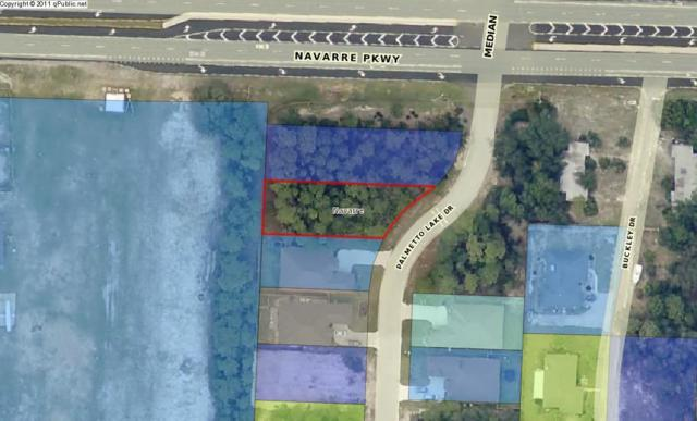 Lot 2 Palmetto Lake Drive, Navarre, FL 32566 (MLS #795045) :: Classic Luxury Real Estate, LLC