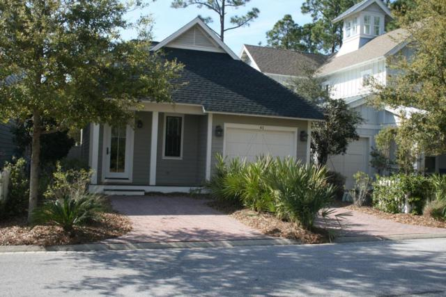41 Quarter Moon Lane, Santa Rosa Beach, FL 32459 (MLS #795134) :: The Premier Property Group