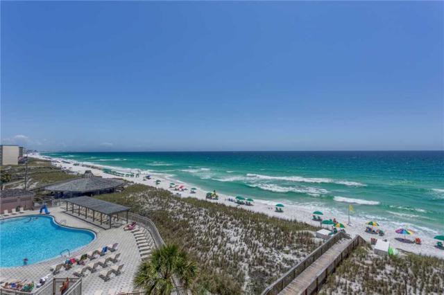 500 Gulf Shore Drive Unit 407, Destin, FL 32541 (MLS #795195) :: Luxury Properties Real Estate
