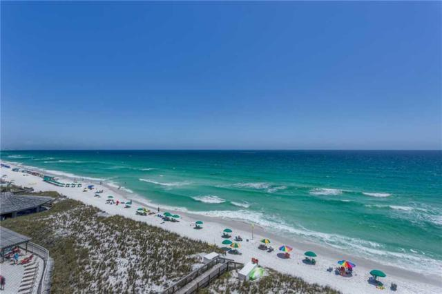 500 Gulf Shore Drive Unit 605, Destin, FL 32541 (MLS #795203) :: Luxury Properties Real Estate