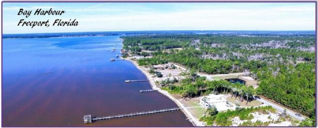Lot 107 Bay Harbour Boulevard, Freeport, FL 32439 (MLS #795230) :: Classic Luxury Real Estate, LLC