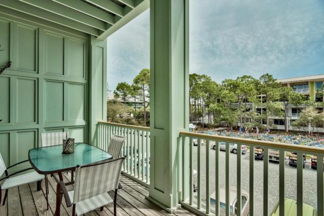 6 Watercolor Boulevard #203, Santa Rosa Beach, FL 32459 (MLS #795426) :: Engel & Volkers 30A Chris Miller