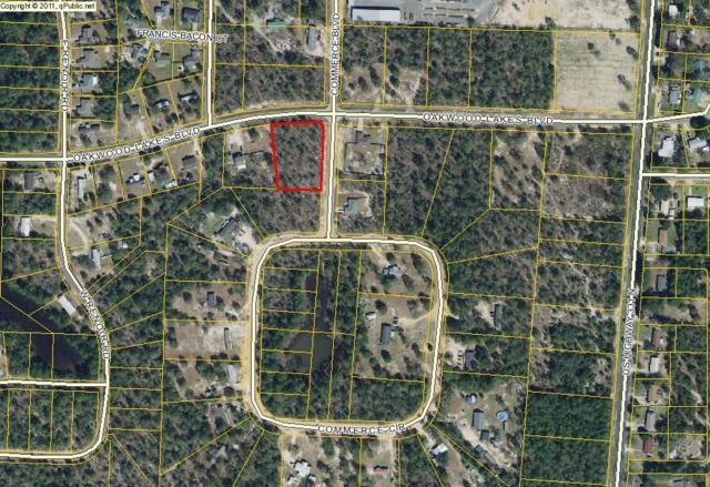 1 acre Oakwood Lakes Boulevard, Defuniak Springs, FL 32433 (MLS #795602) :: ResortQuest Real Estate