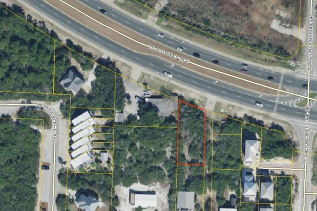 13512 E 98 Highway, Inlet Beach, FL 32461 (MLS #795617) :: ResortQuest Real Estate