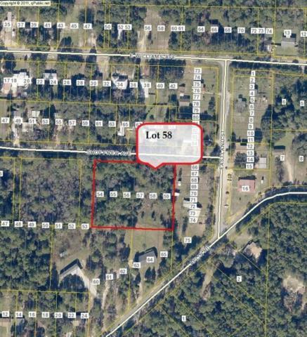 xxx Lot 58 Shoffner Avenue, Crestview, FL 32539 (MLS #795679) :: ResortQuest Real Estate