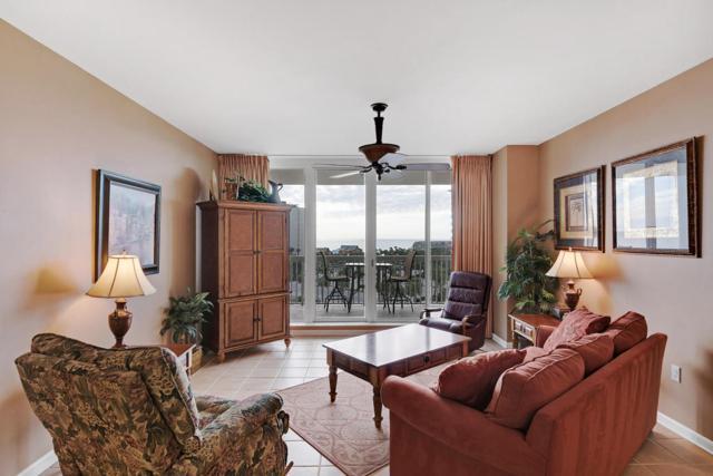 15100 Emerald Coast Parkway Unit 605, Destin, FL 32541 (MLS #795833) :: Somers & Company