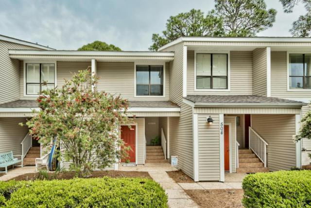 503 Magnolia Place #503, Miramar Beach, FL 32550 (MLS #795960) :: Keller Williams Emerald Coast