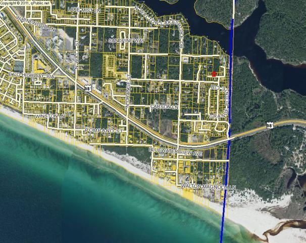 Lot 140 W Grande Pointe Drive, Inlet Beach, FL 32461 (MLS #796061) :: Scenic Sotheby's International Realty