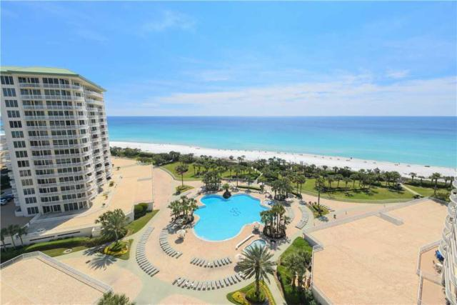 15300 Emerald Coast Parkway Unit 1206, Destin, FL 32541 (MLS #796164) :: Luxury Properties on 30A