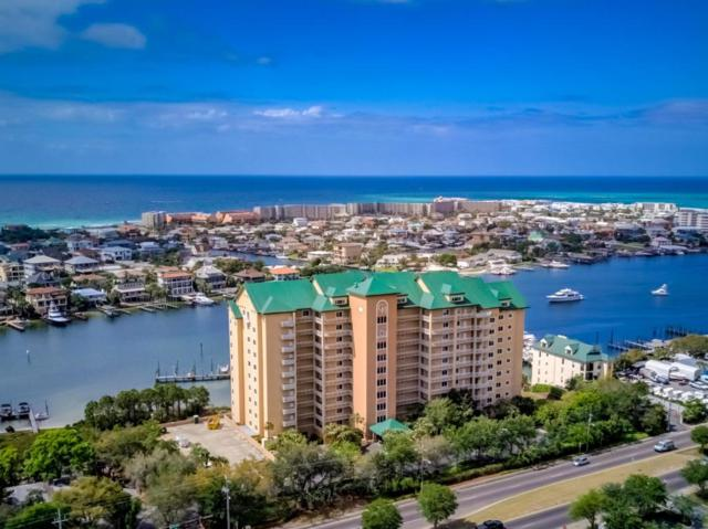 662 Harbor Boulevard #830, Destin, FL 32541 (MLS #796192) :: RE/MAX By The Sea