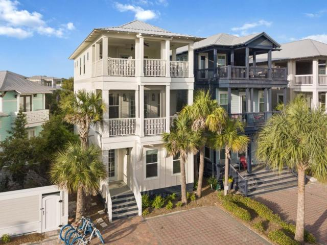 21 E Trigger Trail, Seacrest, FL 32461 (MLS #796206) :: Luxury Properties of the Emerald Coast
