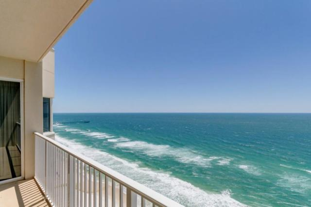 16819 Front Beach Road Unit 2308, Panama City Beach, FL 32413 (MLS #796475) :: ResortQuest Real Estate