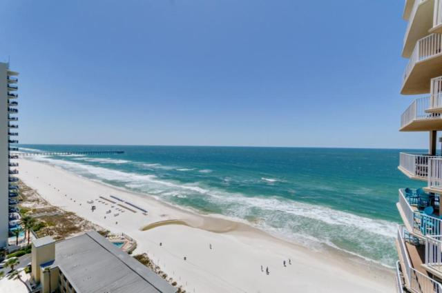 16819 Front Beach Road Unit 1318, Panama City Beach, FL 32413 (MLS #796496) :: ResortQuest Real Estate