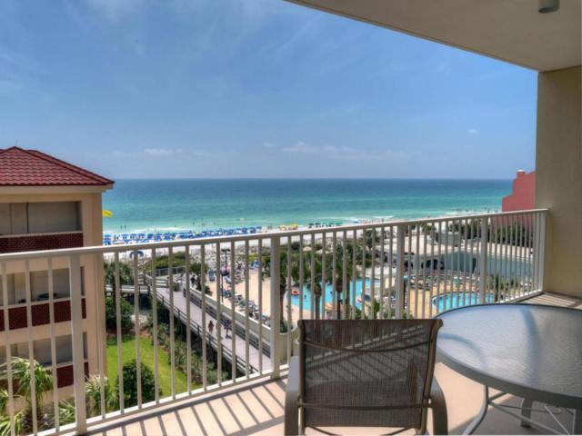 550 Topsl Beach Boulevard Unit 401, Miramar Beach, FL 32550 (MLS #796565) :: Scenic Sotheby's International Realty