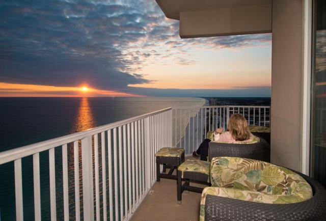16819 Front Beach Road Unit 2801, Panama City Beach, FL 32413 (MLS #796636) :: Classic Luxury Real Estate, LLC