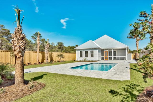 125 N Deno Drive, Santa Rosa Beach, FL 32459 (MLS #796654) :: Scenic Sotheby's International Realty