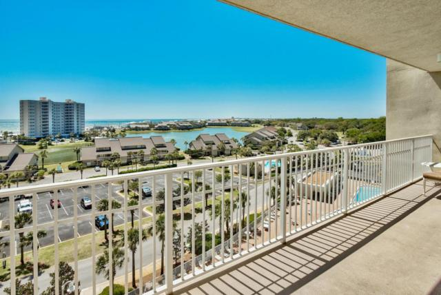 122 Seascape Drive Unit 701, Miramar Beach, FL 32550 (MLS #796765) :: Luxury Properties Real Estate