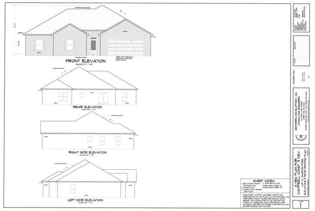 108 Alicia Drive, Crestview, FL 32536 (MLS #796786) :: Classic Luxury Real Estate, LLC