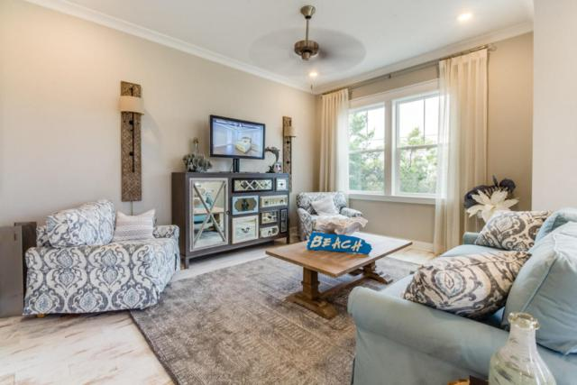 38 Pine Lands Loop #447, Inlet Beach, FL 32461 (MLS #796806) :: The Premier Property Group