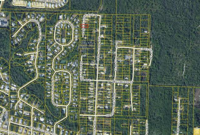 lot 20 Barcelona North Avenue, Santa Rosa Beach, FL 32459 (MLS #796956) :: Keller Williams Realty Emerald Coast