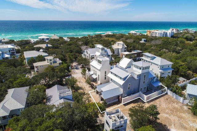 107 E Grove Street, Santa Rosa Beach, FL 32459 (MLS #796983) :: Luxury Properties of the Emerald Coast