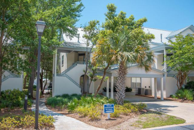 9815 W Us Highway 98 Unit 15, Miramar Beach, FL 32550 (MLS #797165) :: Luxury Properties on 30A