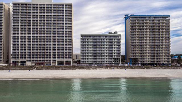 10719 Front Beach Road Unit 505, Panama City Beach, FL 32407 (MLS #797220) :: Keller Williams Emerald Coast